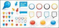 Пузырь диалог с помощью кнопки