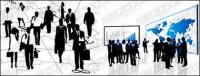 Empresários de vetor