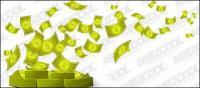 Vector de dinero