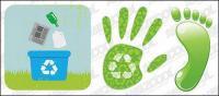 material de protección del medio ambiente