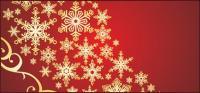 Вектор схеме «снежинка»