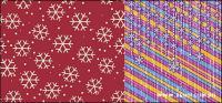 Фон снежинка 2 векторного материала