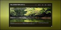 Layak situs-lebar flash + xml template halaman
