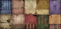 大陸のボロボロの壁の壁紙画像素材-2