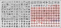 matériau de graphiques vectoriels 430 logo public
