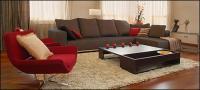 Bella imagen interior casa material-15