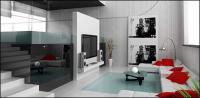 Très beau dessin intérieur Accueil matériel-8.