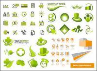 material do ícone de gráficos simples