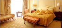 Material de imagen de habitación de hotel Gorgeous