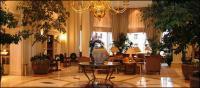 Великолепный отель лобби картина материал-1