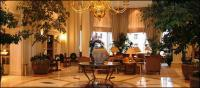 Magnífico hotel lobby imagen material-1
