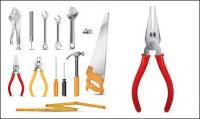 Tool-Symbol Vektor-material