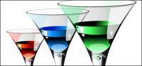 แก้ว sub-vector วัสดุ
