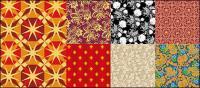 Material útil de patrones de antecedentes de vectores