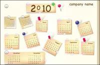 Милые 2010 календарь