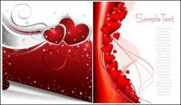 Valentine elemento vector de material