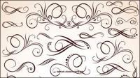特定のパターン ベクトル材料