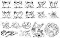19 中国古典ベクトル材料