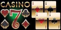 Делюкс покер векторного материала