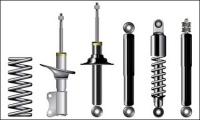 Componentes y piezas metálicas material de vectores