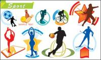 スポーツのベクター素材