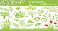 ベクトル材料植物