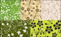 5 ファッション パターン ベクトル材料