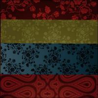 Europäischen klassischen Muster-Vektor-material
