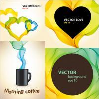 Beweglichen Licht und Linie-Hyun-Vektorgrafiken