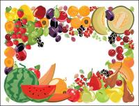 2 Границы векторных фруктов