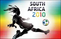 World Cup 2010-Album Vektor
