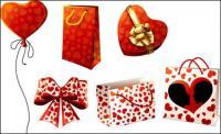caja de regalo de vectores