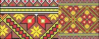 Pixel pola 03--vektor bahan