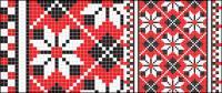 Material de vetor padrão 05 - pixel