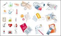 Icône de dispositifs médicaux