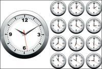 Téléchargement gratuit de vecteur horloge
