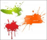 Tinta dinamis mode