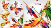 Belos gráficos dinâmicos - Vector