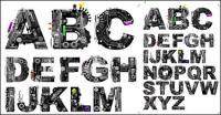 Механические буквы