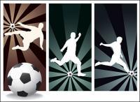 Футбол в профиль