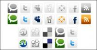 Icon - the world-renowned logo icon vector web2.0 website material