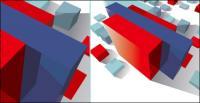 Matériau de vecteur de module