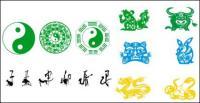 Tai chi, el zodiaco chino, chismes, tallos celestiales y ramas terrenales