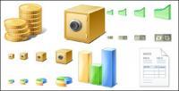 Keuangan ikon, Safety Deposit Box