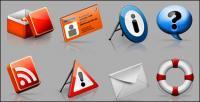 Pelampung, email, gigi, melewati, kotak png ikon