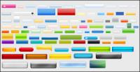 diseño de web de estilo Web 2.0