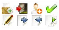 Personalisierte desktop-PNG-Icons