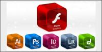 Flash IA ps id lr dreamweaver png