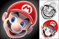Mario png icono