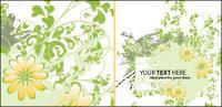 Material de tablón de anuncios de moda patrón Vector